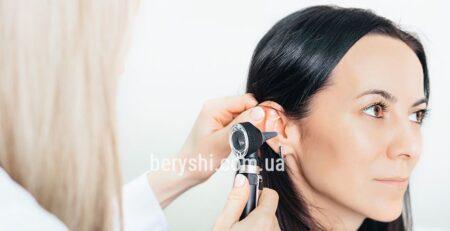 огляд вуха